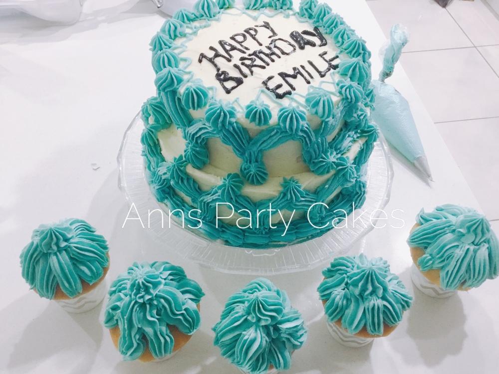 Birthday Cake For Him African Diaspora Cooking Australia
